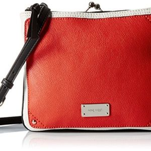 Nine West Jaya Colorblock Cross-Body Handbag